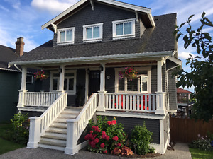 Beautiful 2 Bdrm above ground basement suit in great N. Bby area