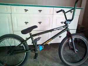 High end bmx        phontom   dco bike
