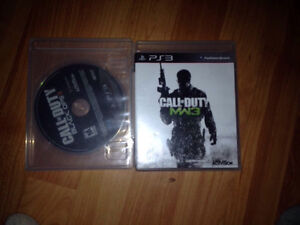 Call of Duty Black-Ops & MW3