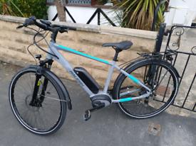 Raleigh Felix plus electric bike 19inch frame