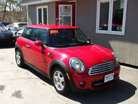 2011 Mini Cooper Automatic - Only 14,000 kms