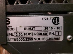3000w heater like new