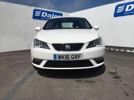 2016 Seat Ibiza 1.0 Vista 5dr 5 door Hatchback
