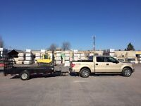 Truck and/or Trailer for Hire
