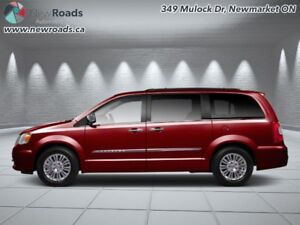 2012 Chrysler Town & Country Touring -  Power Tailgate