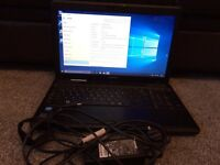 Toshiba C660 laptop