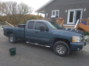 2008 Chevrolet Silverado 1500 long box 4x4