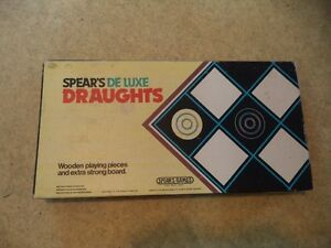 OLD CHECKER BOARD GAME Windsor Region Ontario image 1
