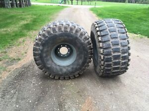 2 Tires and Rims for sale