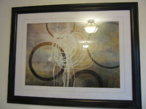 beautiful  framed pictures for sale  $30 ea. or both for  $50