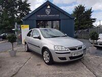 Vauxhall Corsa 1.2I 16V SXI (aluminium/silver) 2006