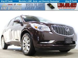 2016 Buick Enclave Premium | AWD | V6 | 7 Pass | Sunroof | HTD S