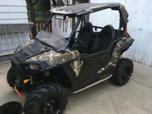 2015 Razor 900 Trail Camo, w/warranty. Trade for sled ?