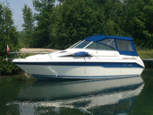 Used 1991 Sea Ray Boats Sundancer 240DA