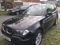 2006 BMW X3 SE 2.0 Turbo Diesel✅Good condition✅Good Bargain