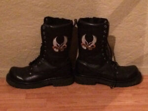 Excellent condition Harley Davidson boots