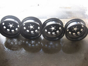 "15"" size 15x6 mounting 5-100 centre bore 57mm"