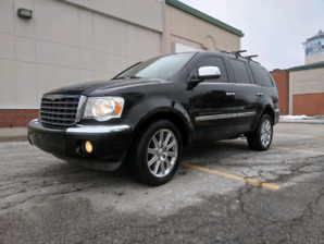 2007 Chrysler Aspen Limited 170kms Certified $6500