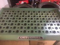 General International Downdraft Table