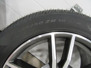2015-2017 Musang GT Take off tires and rims SALE!!! Strathcona County Edmonton Area image 4