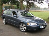 Volvo V70 2.4 ( 170bhp ) Auto SE**Fully Loaded**Memory Seats**Leather**Sunroof**