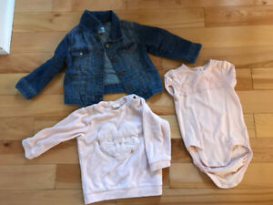 H & M 9-12 month clothes