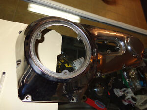 Harley Chrome Primary cover-Softail-  recycledgear.ca Kawartha Lakes Peterborough Area image 10