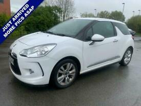 image for 2011 Citroen DS3 1.6 E-HDI DSTYLE 3d 90 BHP Hatchback Diesel Manual
