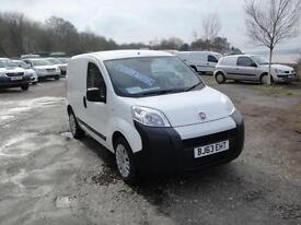 2013 Fiat Fiorino 1.3 JTD Multijet VAN. Only 20,000 miles. 1 owner with FSH.