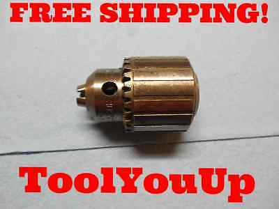 Jacobs 30b Drill Chuck 12 - 20 Threaded Mount Made In Usa Machine Shop Tooling