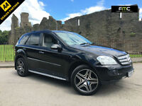 2008 58 Mercedes-Benz ML320 3.0TD CDI 7G-Tronic Sport Black 4x4