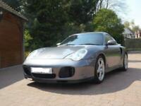2003 Porsche 911 Turbo (996) 3.6 Manual X50
