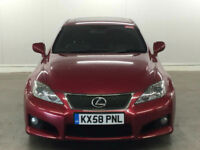 Lexus IS F 5.0 ( ACC/PCS ) auto