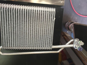 Evaporator for a 2005 Tacoma