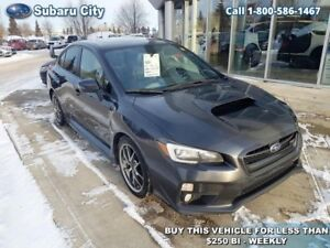 2015 Subaru WRX STI Sport,LEATHER,SUNROOF,AWD,PERFORMANCE CAR!!!