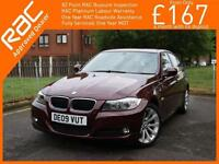 2009 BMW 3 Series 318i 2.0 SE 6 Speed Auto Sunroof Full Leather Climate Control