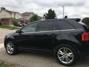 2012 FORD EDGE LIMITED ALL WHEEL DRIVE - LOADED