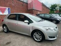 Toyota Auris 1.6 2009 5 door manual. Good solid reliable family car. Cheap.