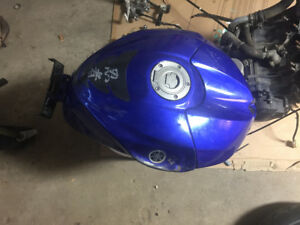 2009 Yamaha R6 Part Out