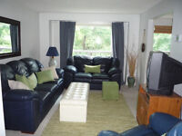 A Clean Quiet Furnished Rm in 2 Bdrm Condo TwnHs -Nov.1 or 15th