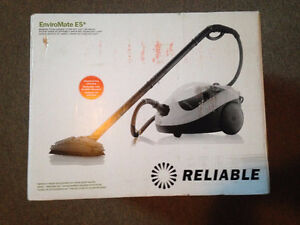 EnviroMate E5 Steam Cleaning