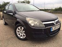Astra automatic 1.8 petrol HPI clear new mot