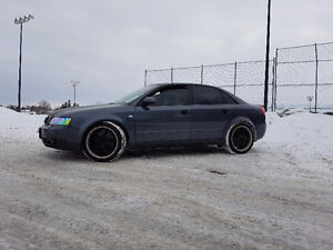 2002 Audi A4 Quattro 1.8l Turbo -Certified/Etested **LOW KM**