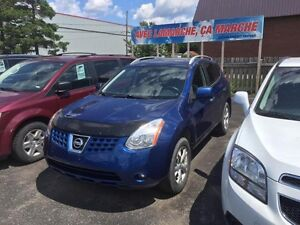 Nissan Rogue AWD 4dr SL 2010