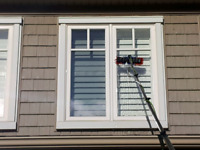 Winter window cleaning for the best value