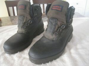 Like New Sorel Brand Winter Boots. Size 10