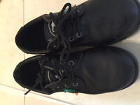 Steel toe safety shoes STCP CSA