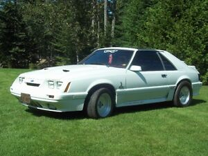 1986 Ford Mustang GT Hatchback