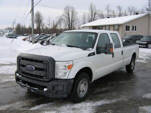 2015 Ford F-250 XL SuperDuty Crew Cab