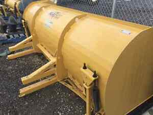 HLA Snow Pusher 10' - Bucket Mount London Ontario image 1